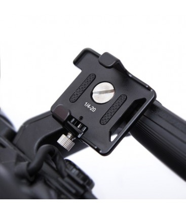 Tentacle A06-CSM - Sync-E Bracket With Cold Shoe Mount By Lanparte