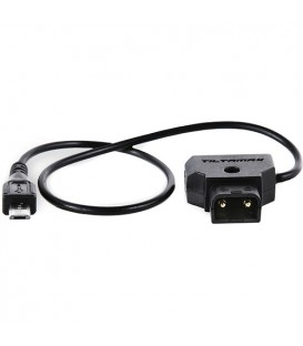 Tilta WLC-T04-PC-PTAP - Micro USB to PTAP Nano Motor Power Cable