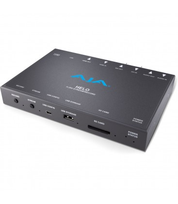 AJA HELO - H.264 Streamer & Recorder