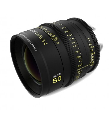 Kinefinity KF-MVP-3-PL - MAVO Prime T2.0 50mm - PL mount