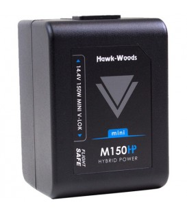Hawkwoods VL-M150 - 14.4V 150Wh mini V-Lok Lithium-Ion Battery