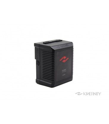 Kinefinity KF-BAT120-3 - 5x KineBAT 120Wh + 2x D-TAP Charger