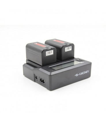 Kinefinity KF-CHARGER - Dualcharger for GripBAT