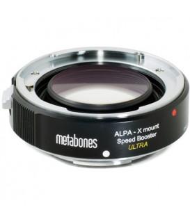 Metabones MB_SPALPA-X-BM2 - ALPA to Xmount Speed Booster ULTRA (Black Matt)