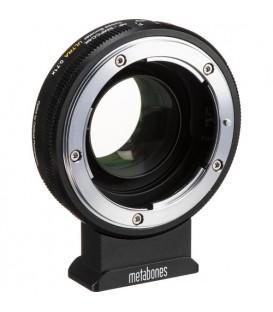 Metabones MB_SPNFG-m43-BM4 - Nikon G to BMPCC4K Speed Booster ULTRA 0.71x (Black Matt)