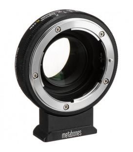 Metabones MB_SPNFG-m43-BM5 - Nikon G to BMPCC4K Speed Booster XL 0.64x (Black Matt)