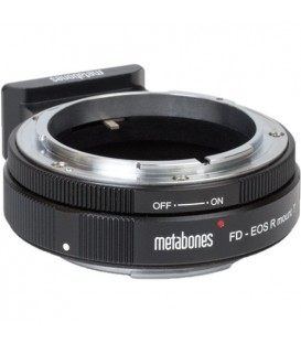 Metabones MB_FD-EFR-BT1 - Canon FD Lens to Canon EFR Mount T Adapter (EOS R)