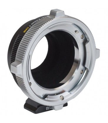 Metabones MB_PL-X-BT1 - Metabones PL to X-mount adapter T (Black Matt)