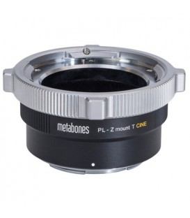 Metabones MB_PL-NZ-BT1 - Metabones PL to Nikon Z-mount T (Black Matt)