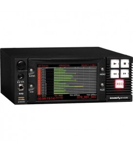 Sound-Devices 970 - Rack-mounted audio recorder