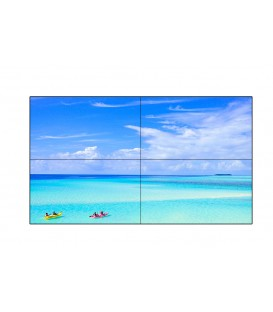 "Konvision KMD-5550W - 55"" Broadcast level video wall display (1.8mm super slim bezel)"