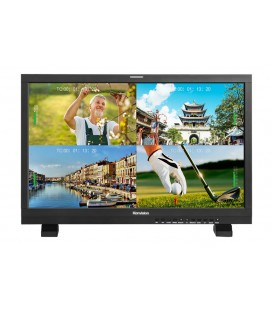 "Konvision KQM-2461W - 24"" Quadsplit LCD monitor (Quad Multiviewer display)"