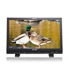 Konvision KVM-1753W - Desktop/Rackmount LCD monitor