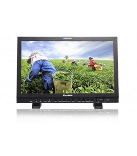 Konvision KVM-1751W - Desktop/Rackmount LCD monitor