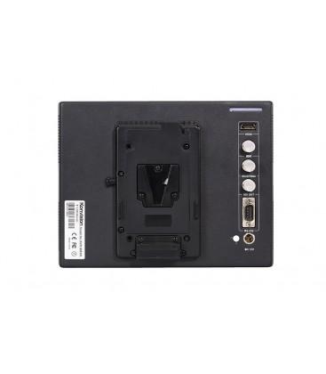 Konvision KVM-9051W - Full HD 9inch Portable Monitor