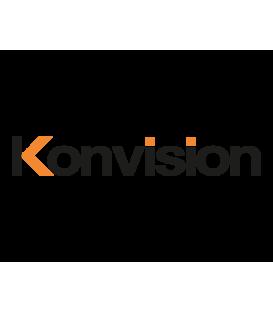 "Konvision 24"" Carbon fibre Hardcase"