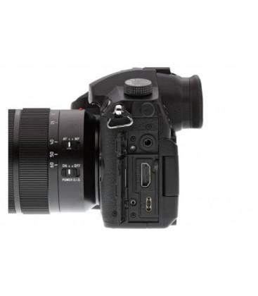 Panasonic DC-GH5EG-K - Mirrorless Micro 3/4 Digital Camera (Body only, black)
