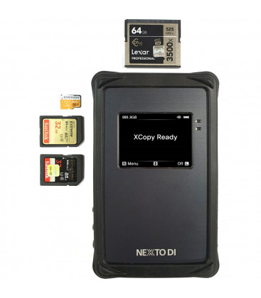 NextoDi NPS-10-CFast - Photo Storage