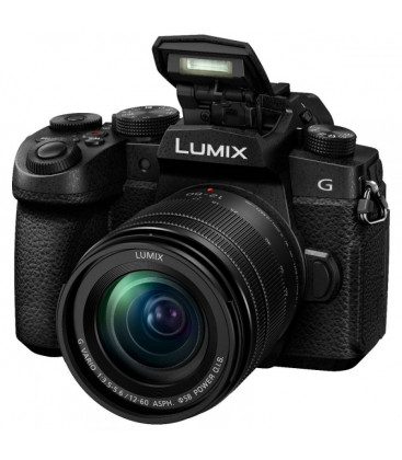 Panasonic DC-G91MEG-K - Lumix Digital Camera with 12-60mm lens