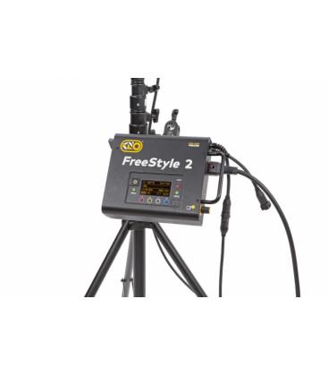Kinoflo LED-120X-230U - FreeStyle 120 LED DMX Controller, Univ 230U