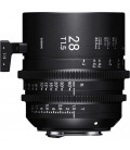 Sigma 44D968 - 28 mm T 1,5 (PL) Luminous