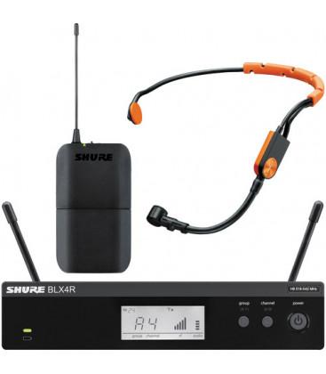 Shure BLX14RE/SM31-H8E - BLX14R Headset System W/SM31 518-542 MHz