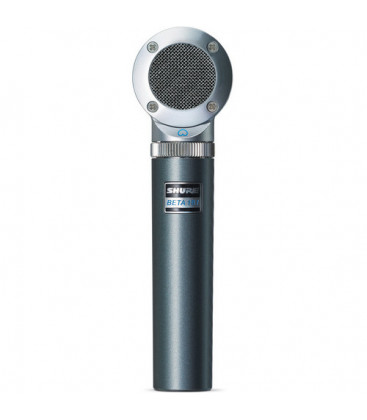 Shure BETA 181/C - BETA 181/C Cardioid Compact Side-Address Instrument Microphone