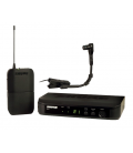 Shure BLX14E/B98-K3E - BLX14 Instrument System with BETA98H/C 606-630 MHz