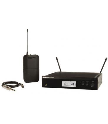Shure BLX14RE-H8E - BLX14R Instrument System 518-542 MHz