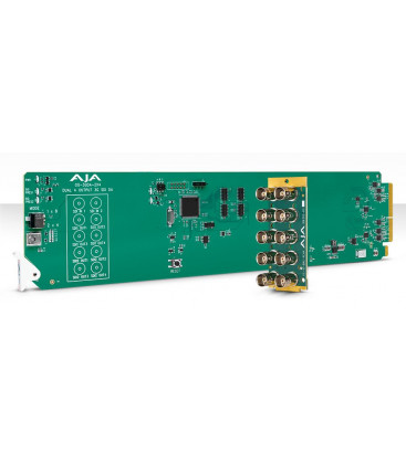 AJA OG-3GDA-2X4 - 2x4 or 1x8 3G-SDI Reclocking DA