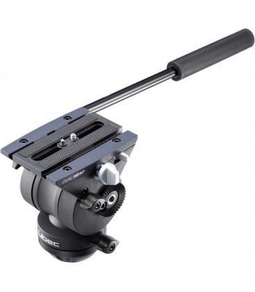 Libec TH-XH - 65mm Ball and Flat Base Video Head