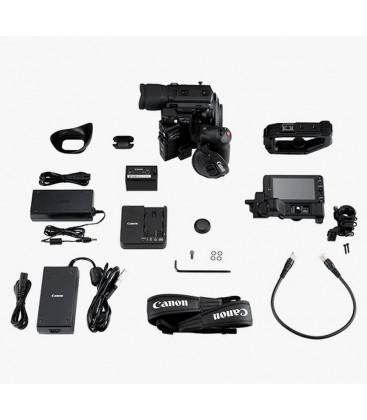 Canon 2215C028 - Cinema EOS-C200-EF with CFast-Card 128GB