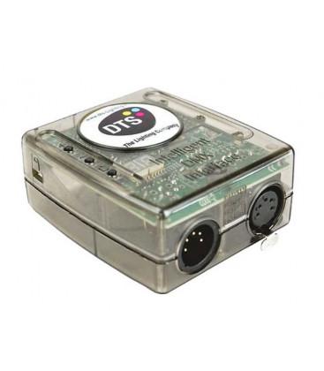 DTS 03.E1331 - MASTER SOFTWARE 4. DMX Controller Interface