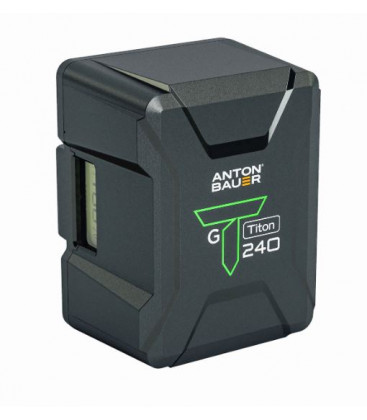 Anton-Bauer 8675-0159 - Titon 240 Gold Mount Battery