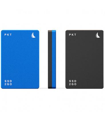 Angelbird AB-PKTU31-2000BK - SSD2go PKT 2TB Blue