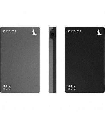 Angelbird AB-PKTUXT31-2000PK - SSD2GO PKT XT 2 TB Graphite Grey