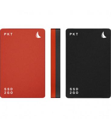 Angelbird AB-PKTU31-1000EK - SSD2go PKT 1 TB Red