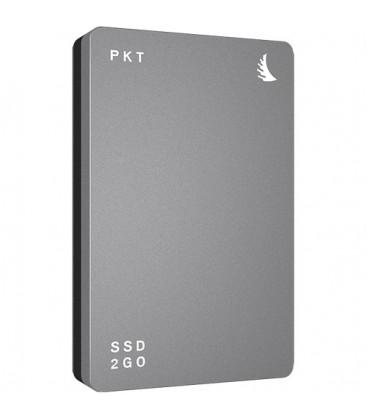 Angelbird AB-PKTU31-1000PK - SSD2go PKT 1 TB Graphite Grey