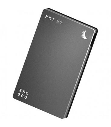 Angelbird AB-PKTUXT31-1000PK - SSD2GO PKT XT 1 TB Graphite Grey