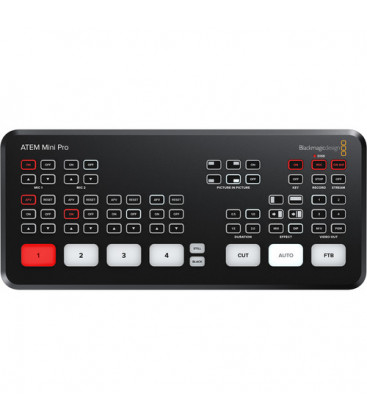 Blackmagic BM-SWATEMMINIBPR - ATEM Mini Pro