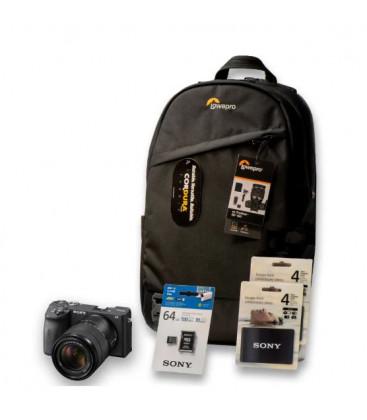 Sony ILCE6400MB-SET - Alpha-6400 18-135mm SET