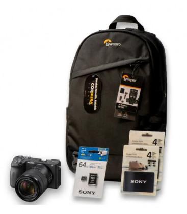 Sony ILCE6600MB-SET - Alpha-6600 18-135mm SET