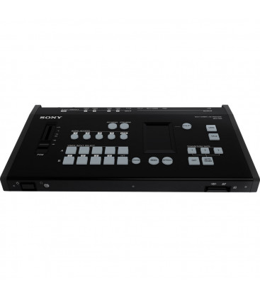 Sony MCX-500//K - 4-channel 1 M/E switcher for live streaming, webcasts or recording