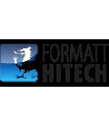Formatt FC5x5NDKit3 - Firecrest IRND 5x5 Neutral Density Kit of 3 Filters