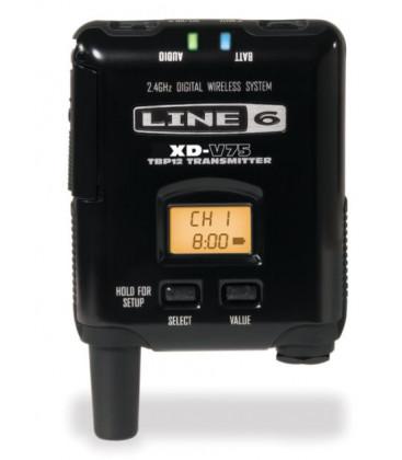 Yamaha XD-V75 L - Line 6 Wireless Lavalier Microphone System