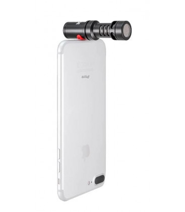 Rode VideoMic ME-L - Condenser microphone for smartphones