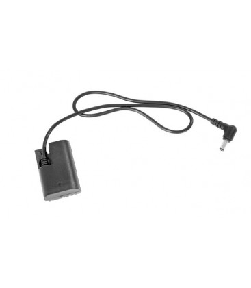 SmallRig 2919 - DC5521 to LP-E6 Dummy Battery Charging Cable