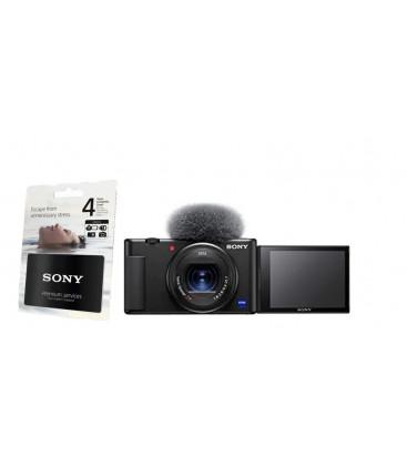 Sony ZV1BDI-CC4 - ZV1 Vlog Camera Bundle DIBOXCC4