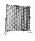 DOP Choice B1212W40 - 12ft x 12ft Butterfly Grids - 40°