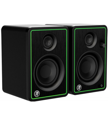 """Mackie CR3-X  - Creative Reference Series 3"""" Multimedia Monitors"""